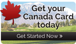 """Get your Canada Card today 
